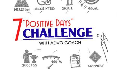 7 Day Positivity Challenge – Sống Tích Cực Hơn Mỗi Ngày
